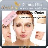 Морщинки дермального заполнителя Hyaluronic кислоты впрыски Anti-Aging