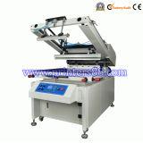 Silk Bildschirm-Drucker-Flachbettmaschine für Namensschild