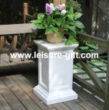 Wedding Decorate를 위한 Fo 182 Fiberglass Flower Stand