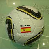 チャンピオンのスペインのワールドカップのフットボール、サッカーボール(XSM-2010)