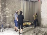 Автоматическая машина перевод стены цемента конструкции штукатуря машина для стены