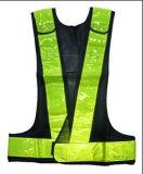 Barato colete de segurança reflexivo/tráfego colete reflector colete reflector // (SYFGBX-10VC)