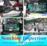 Il controllo di qualità del motorino dell'E-Equilibrio/assicura la sicurezza di prodotto e la conformità