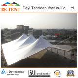 Im Freienereignis-Zelt der Qualitäts-2018 mit speziellem Dach
