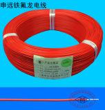 O Teflon resistente ao calor do OEM FEP expulsou fio elétrico