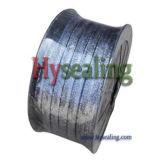 Imballaggio filato grafitato della fibra di Aramid con la buona conduzione di calore