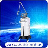 Горячая продажа выбросов CO2 дробные лазерный станок для снятия рубца