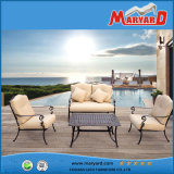Resistance UV Rattan Outdoor Furniture 3PCS Selectional Sofa Set