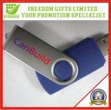 Faites glisser le lecteur Flash USB promotionnelle