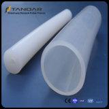 Aislante de tubo médico del silicón puro de goma del manguito de la categoría alimenticia para el tubo de agua