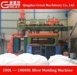 Qingdao-großes HDPE Plastikwasser-Becken, das Blasformen-Maschine herstellt