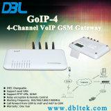 4つのチャネルGSM VoIPのゲートウェイ