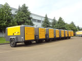 110~1200cfm de aire Compresor Diesel portátil