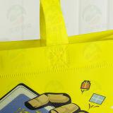 Selbst-Gebildete nicht gesponnene Beutel kundenspezifische Auslegung Promitional Verpackungs-nicht gesponnene Beutel (MY-047)