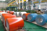 Высокое квалифицированное PPGI Prepainted гальванизированная стальная катушка