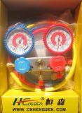 Профессиональное изготовление OEM коллектора датчика датчика b m 2-8 g f кондиционера алюминиевого коллекторного установленного двойного установленного разделяет инструмент рефрижерации частей рефрижерации