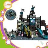 Corde rampicanti dei bambini del campo da giuoco della strumentazione dell'ammortizzatore ausiliario esterno della corda, giocattoli dell'oscillazione