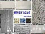 Partie supérieure du comptoir conçues neuves de quartz de matériau de construction pour la surface solide de Chine