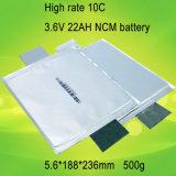 Batterie 3.6 V 40ah des cellules T85188236 LiFePO4 de Melsen Ncm