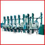 50-60 t/día de arroz integral de la línea de fresado, máquinas de molienda del arroz