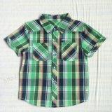 スクエア6240子供の衣服の子供の男の子のワイシャツ