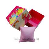 Коробки изготовленный на заказ подарка упаковывая