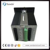 Relé combinado de proteção de relé de falha de sobrecorrente e terra para sistema elétrico