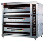 Gás de luxo Decks Oven-Three nove bandejas (BKR-90H BKR-60H)