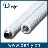 Tipo herido filtros de la buena calidad del filtro de la profundidad para el tratamiento de aguas del molino de acero
