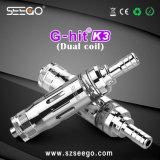 Seego G-Ha colpito la penna di Vape della casella del sigaro del vaporizzatore E dell'olio di serie K3