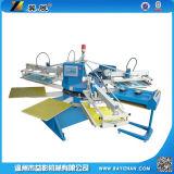 Подгонянные автоматические машины печати шелковой ширмы дома для сбывания (серии SPE)