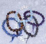 Kristallarmband, Halbedelstein-Armband, Mode-Armband, Schmucksache-Armband <Esb01202>