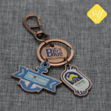 China-Hersteller-Kind-Decklack-Supermann-Andenken-Zoll Keychain