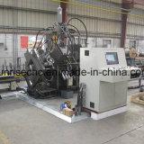 ステンレス鋼の製品の作成のためのCNCのタレットの打つ機械