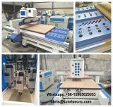 販売のための4axis 3D NCのスタジオ制御合板CNCの彫版か彫刻家機械