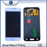 100% Novo ecrã LCD sensível de exibição para a Samsung Galaxy S5 LCD Mini