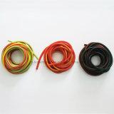 Color de látex de caucho natural de cruce de tubos