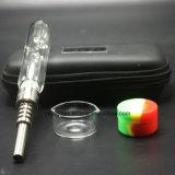 Sammler-Rohr des Nektar-510 mit Titanspitze EGO Beutel
