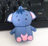 象のPendrive 8GBの親指は記憶を運転する