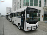 Autocarro eléctrico de alto desempenho com uma máquina de ruído do motor