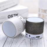 Spreker van de Vraag van Handfree van de Luidsprekers van de Muziek van de LEIDENE de Mini Draadloze FM van Bluetooth TF USB Draagbare
