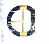Binnendiameter 4cm, 5cm Classic hoogwaardig plastic hars Gesp Kleding Accessoires Gesp