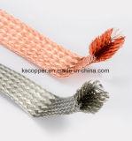 Медь Гибкая оплетка кабеля