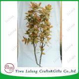 Flores de seda artificial barato Magnolio en flor para la decoración del hogar