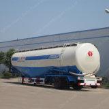 2018 50t 60t 80t ciment en vrac vraquier transporteur CAMION-CITERNE Citerne transporteur semi-remorque pour la vente