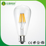 St64 E27 2W/4W/6W/8W Edistion светодиодный свет лампы
