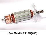 Rotore accessorio degli ATTREZZI A MOTORE per Makita 2416S (405)