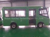 6 tester di bus elettrico puro per 14 passeggeri