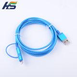Migliore cavo Braided di vendita del USB del micro del nylon di rame di 1m per il cavo di dati Braided del USB del calcolatore Android del telefono