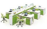 Stazione di lavoro alla moda dell'ufficio del banco dell'ufficio delle sedi di formato standard 4 (SZ-WS260)